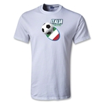 Utopia Italia Calcio T-Shirt (White)