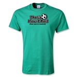 Utopia That's How I Roll T-Shirt (Green)