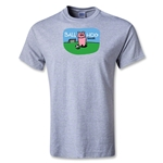 Utopia Ball Hog T-Shirt (Gray)