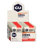 GU Energy Chews Strawberry 24ct Box