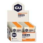 GU Energy Chews Orange 24ct Box