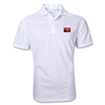 Angola Polo Shirt (White)