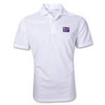 Congo DR Polo Shirt (White)