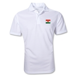 Niger Polo Shirt (White)