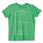 Objectivo Youth & Toddler Soccer Field T-Shirt