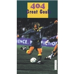 404 Great Goals Soccer DVD