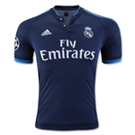 Real Madrid 15/16 Authentic Third Soccer Jersey