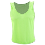 Yale Tricot Mesh Reversible Lacrosse Jersey (Lime/White)