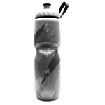 Polar Insulated Pattern Water Bottle 24 oz. (Black)