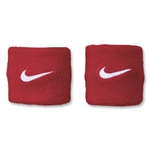 Nike Swoosh Wristbands (Sc/Wh)