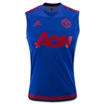 Manchester United Sleeveless Training Jersey