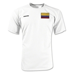Colombia Torino Soccer Jersey (White)