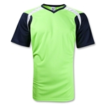 High Five Tempest Soccer Jersey (Lime)