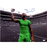 Tim Howard Signed USA Green Jersey Pump Fist Print