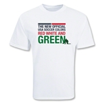 USA Red, White and Green T-Shirt