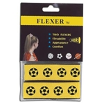 Soccer Ball Sleeve Flexer (Yellow)
