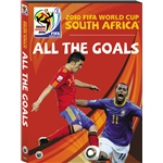 All the Goals of the World Cup 2010 DVD