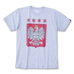Poland Chicago Crest T-Shirt