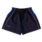 Xara International Soccer Shorts (Bk/Ro)