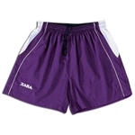 Xara International Soccer Shorts (Pu/Wh)