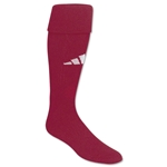 adidas Field Socks (Scarlet/White)