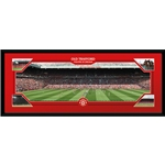 Manchester United 30x12 Framed Matchday Panoramic