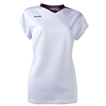Brine Anthem Cap Sleeve Women's Game Jersey (Wh/Ma)