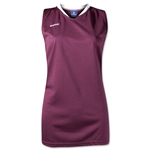 Brine Anthem Racer Back Women's Game Jersey (Maroon/Wht)
