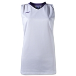 Brine Anthem Racer Back Women's Game Jersey (Wh/Pu)