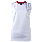Brine Anthem Racer Back Women's Game Jersey (Wh/Sc)