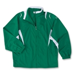 Xara Europa Women's Soccer Jacket (Green)