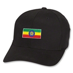 Ethiopia Flex Fit Cap (Black)