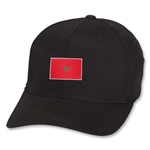 Morocco Flex Fit Cap (Black)