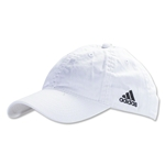 adidas PL Adjustable Washed Cap (White)