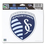 Sporting Kansas City 4.5x6 Decal
