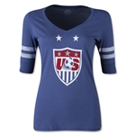 USA Womens Stripe T-Shirt