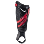 Nike Protegga Shield Shinguard (Black/Red)