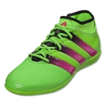 adidas Ace 16.3 Primemesh IN (Solar Green/Shock Pink/Core Black)