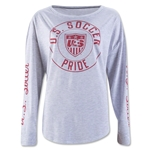 USA Women's LS Cara T-Shirt