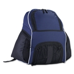 High Five Heavy Duty Backpack (Navy)