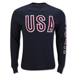 USA LS Team T-Shirt