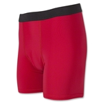 Compression Shorts (Red)
