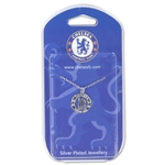 Chelsea Silver Plated Necklace