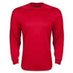 Long Sleeve T-Shirt (Red)
