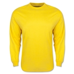 Long Sleeve T-Shirt (Yellow)