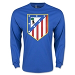 Atletico Madrid Core LS T-Shirt (Royal)
