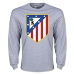 Atletico Madrid Core LS T-Shirt (Gray)