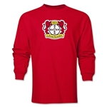 Bayer 04 Leverkusen LS T-Shirt (Red)