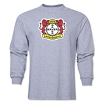 Bayer 04 Leverkusen LS T-Shirt (Gray)