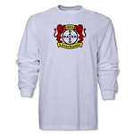 Bayer 04 Leverkusen LS T-Shirt (White)